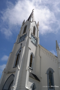 Catholic church in Ferndale