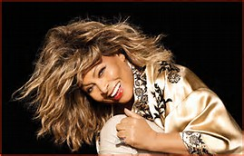 The wonderful Tina Turner